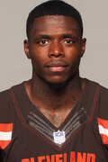 Photo of Josh Gordon