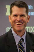 Photo of Jim Harbaugh
